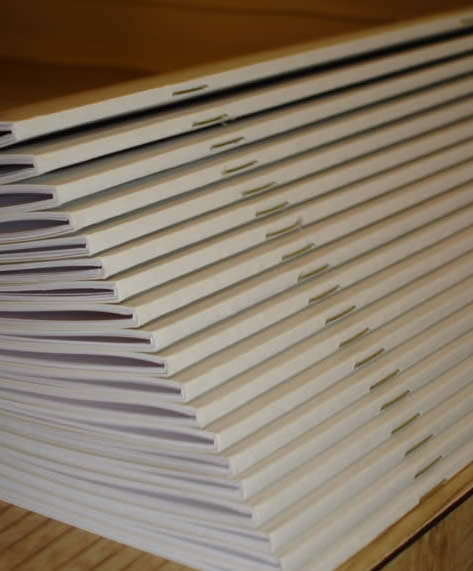 A brochure printing service in Shropshire that's fast
